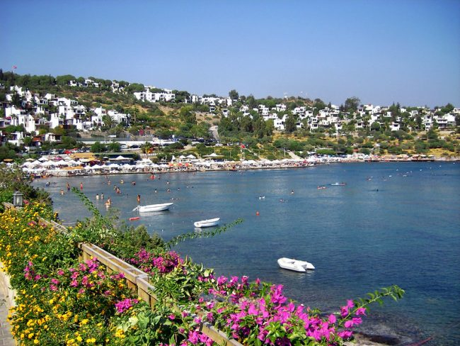 Bodrum - Places to visit in Turkey