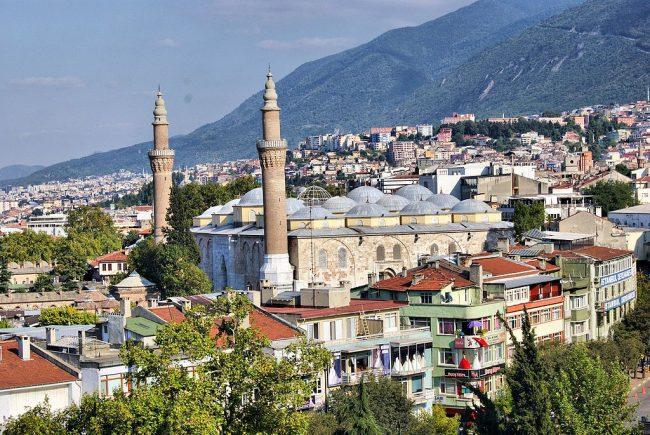 Places to visit in Turkey - Bursa