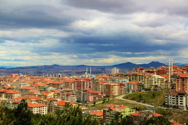 Ankara Architecture