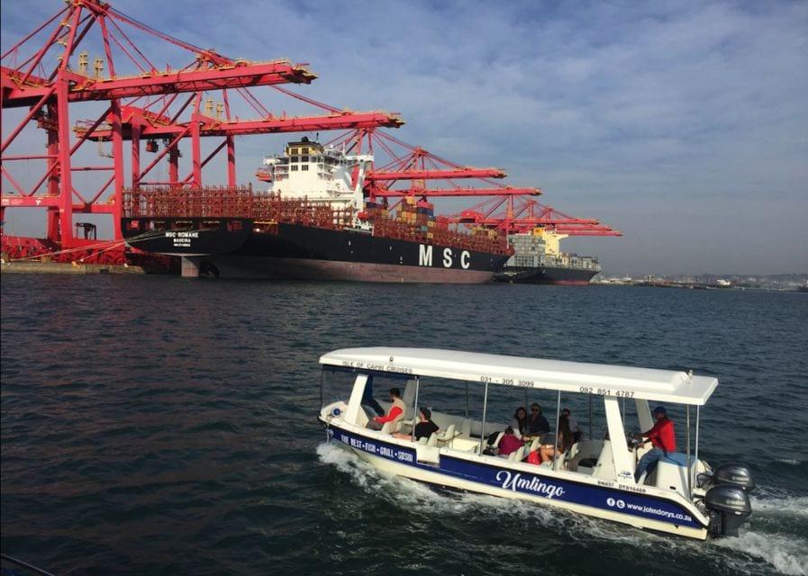 Durban Habor Cruise
