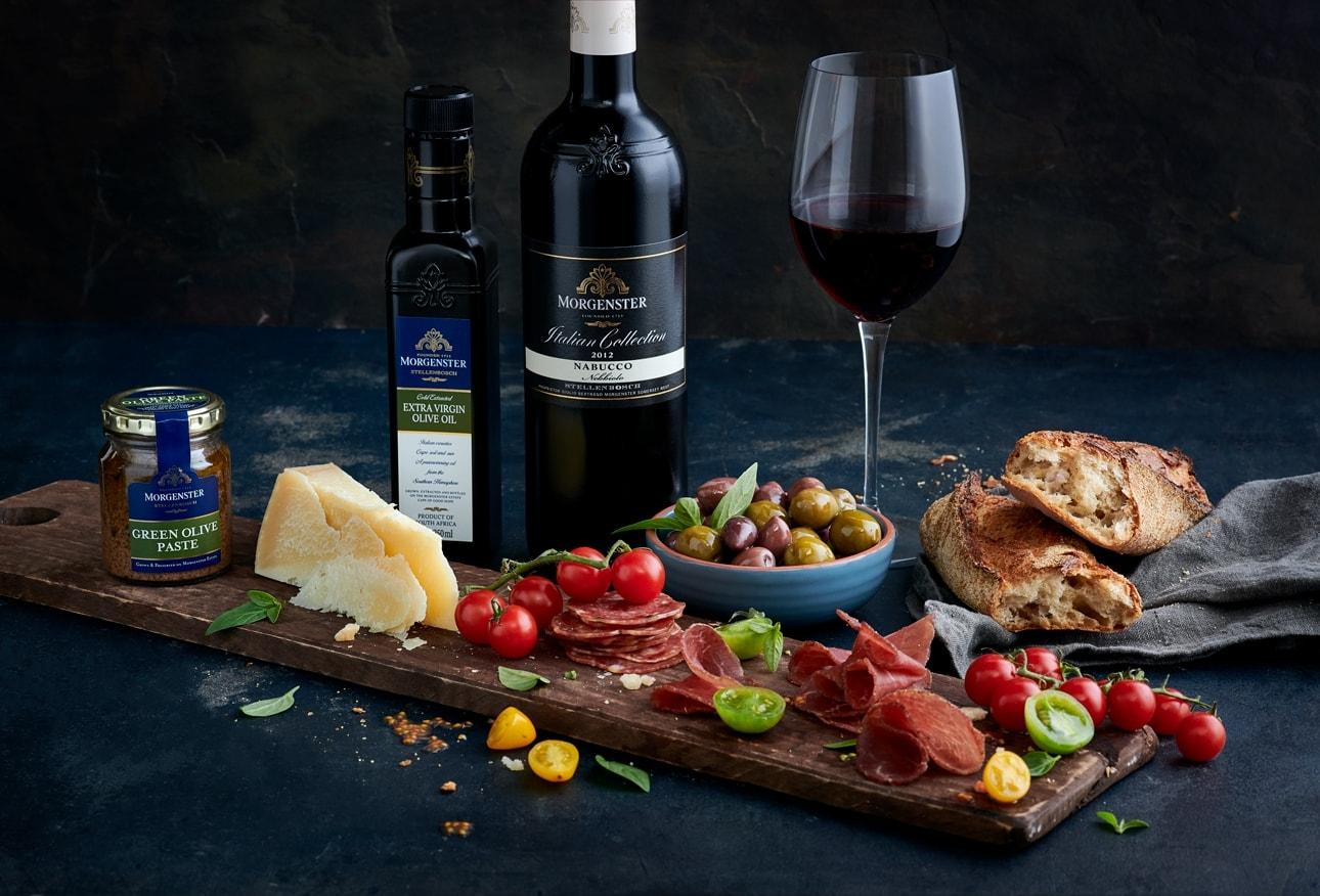 Morgenster Wine & Olive Estate
