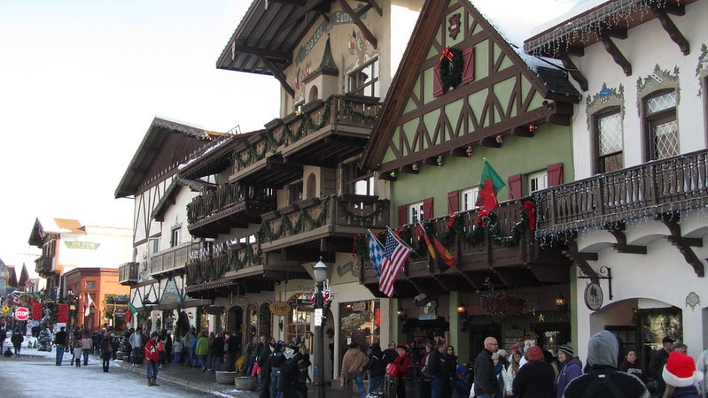 Things to do in Leavenworth WA in winter