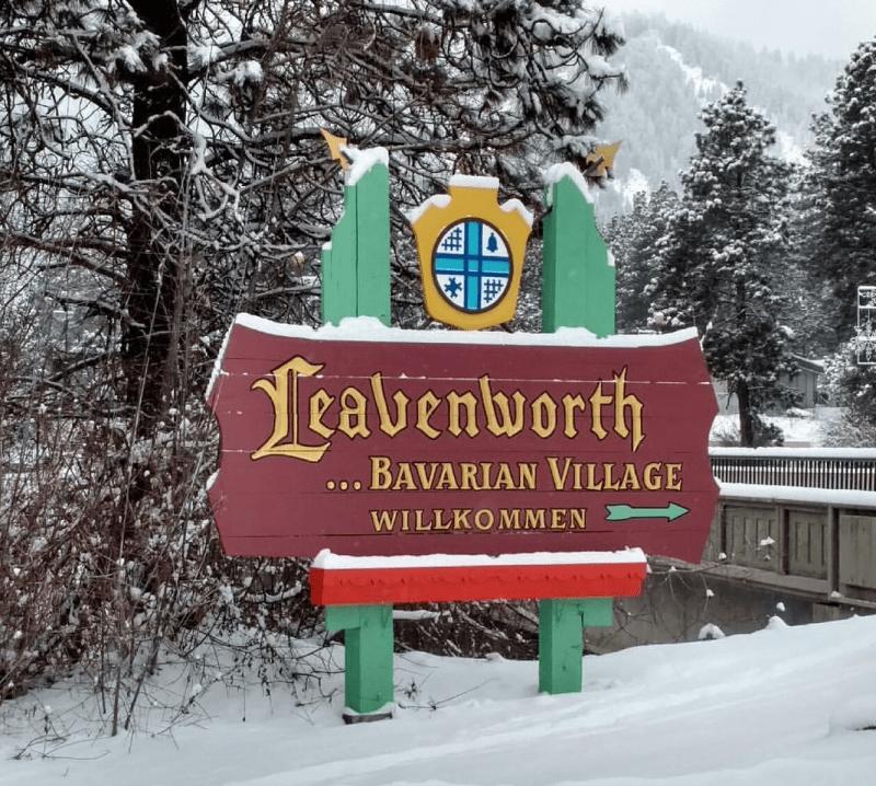 Leavenworth Christmas LightsFestival