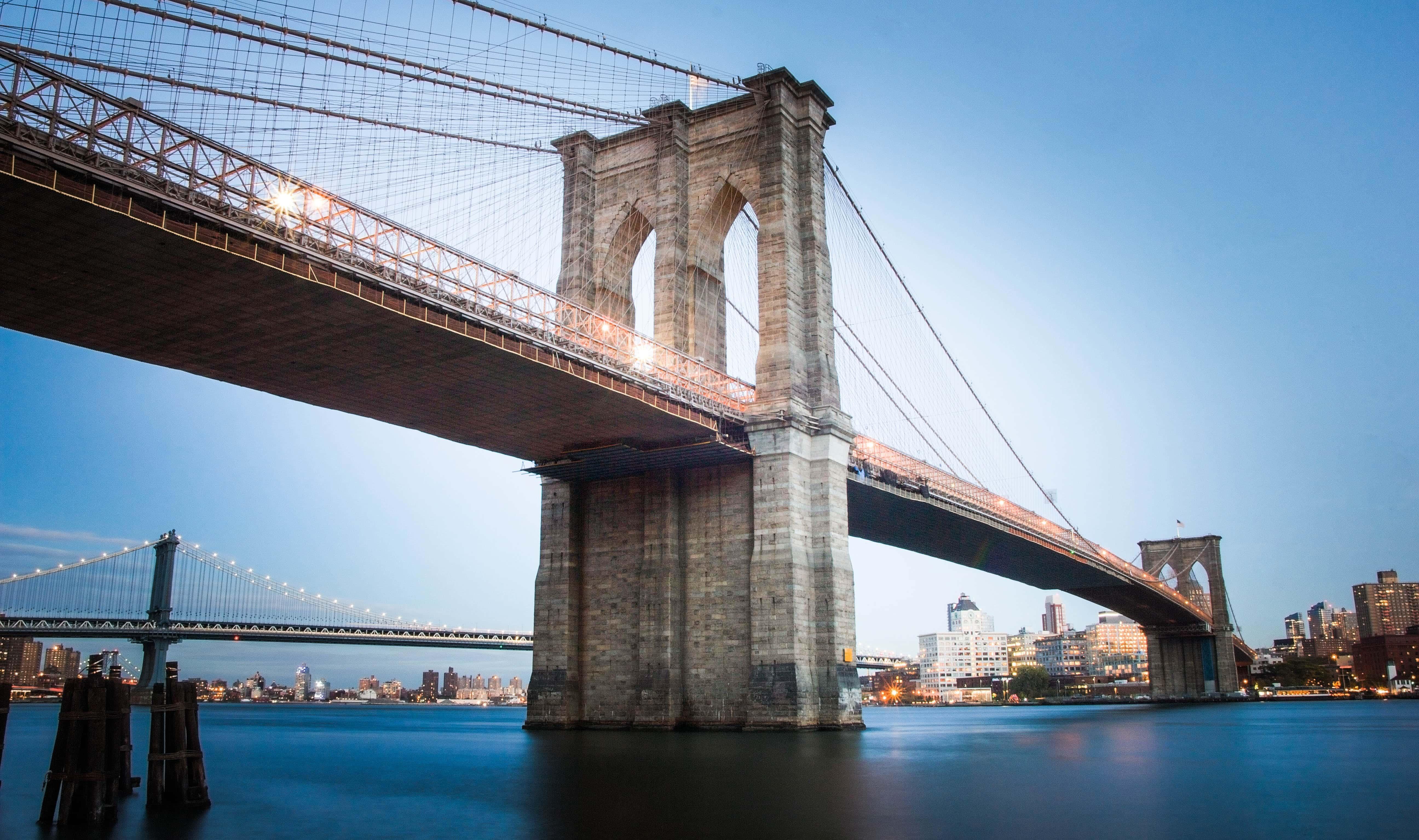 Brooklyn Bridge, Icon on NYC