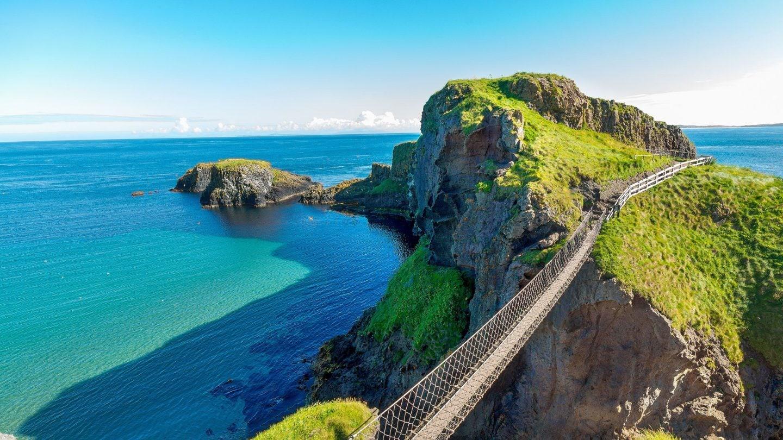 Northern Ireland, Causeway Coastal Route
