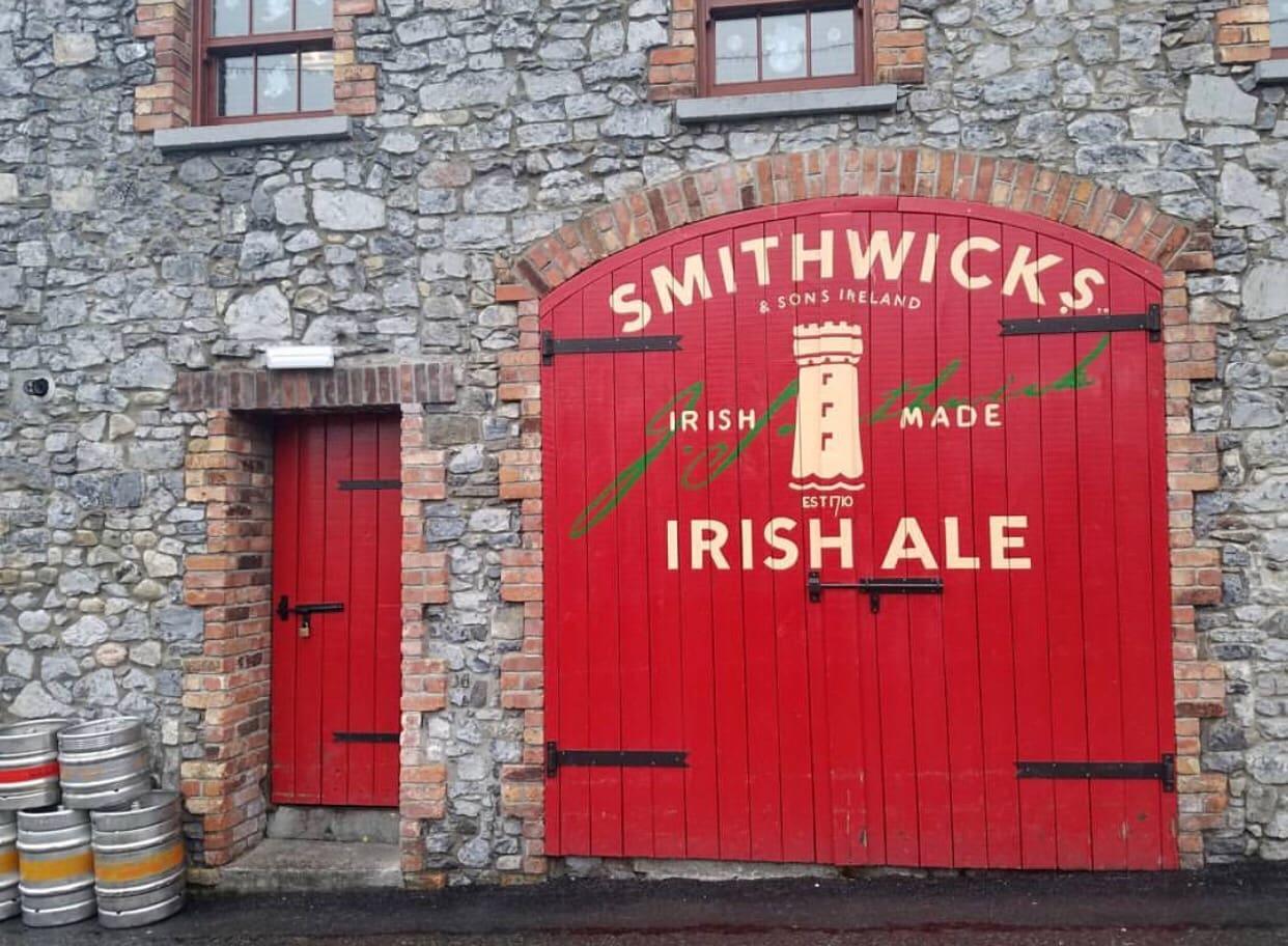 Smithwicks, Kilkenny