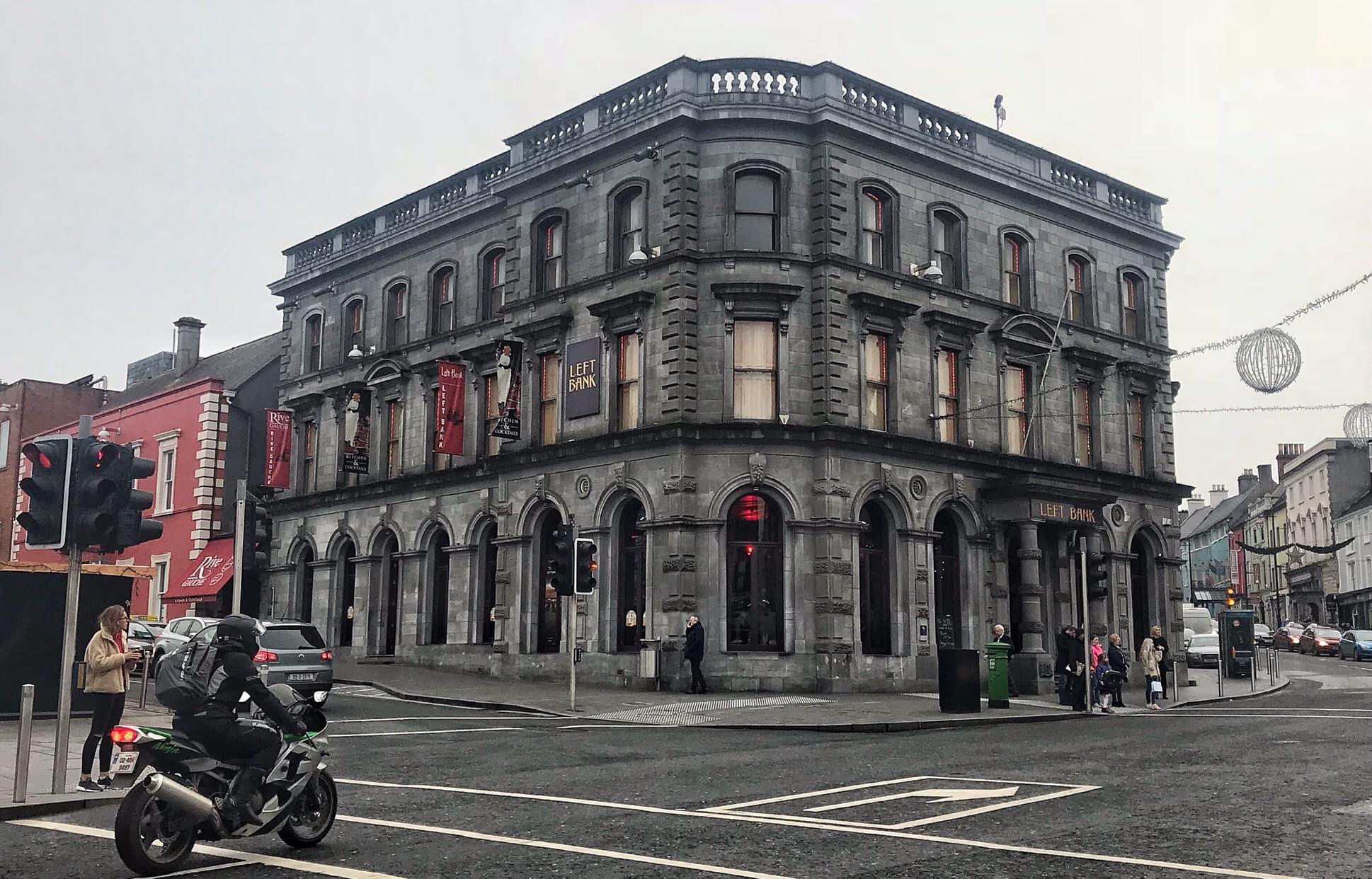 Left Bank, Kilkenny