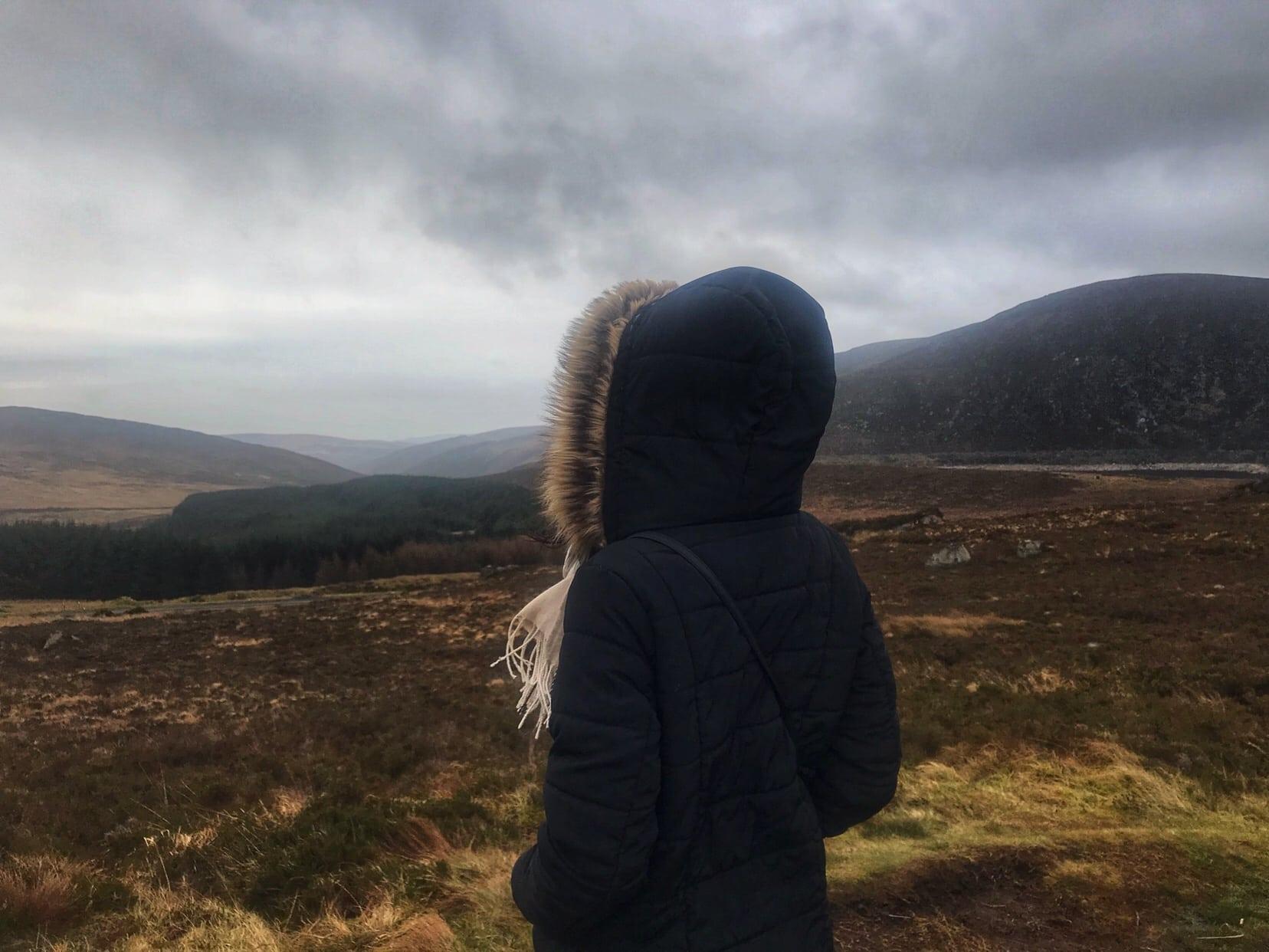 Wicklow Mountain, Ireland