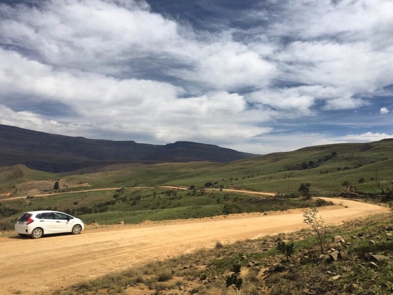 South Africa World Heritage Site