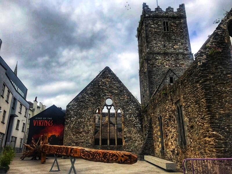 7 days in Ireland - Viking Sword, Waterford