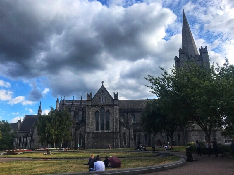 St. Patrick's Cathedral, Dublin Ireland
