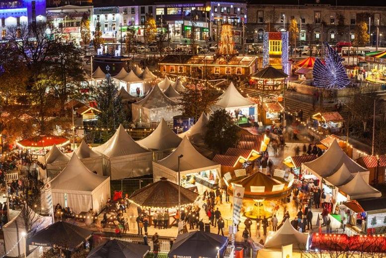 Christmas Markets in Ireland