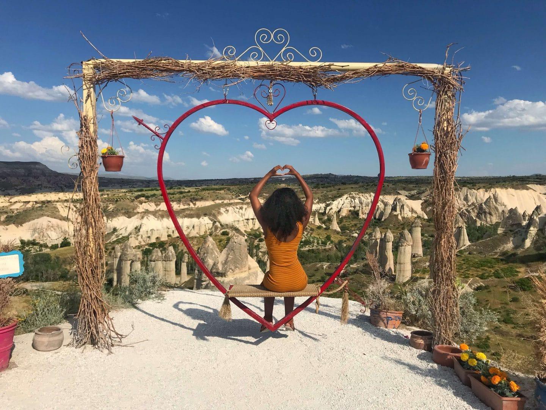 Love Valley. Cappadocia
