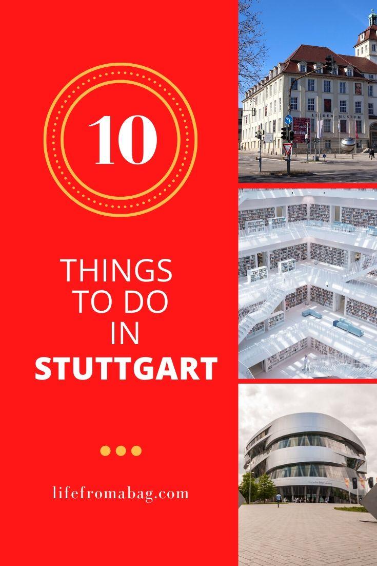 What to do in Stuttgart
