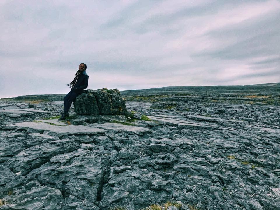 The Burren, Cliff of Moher