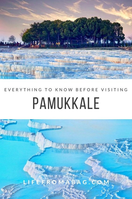 Pamuklale Thing to Do