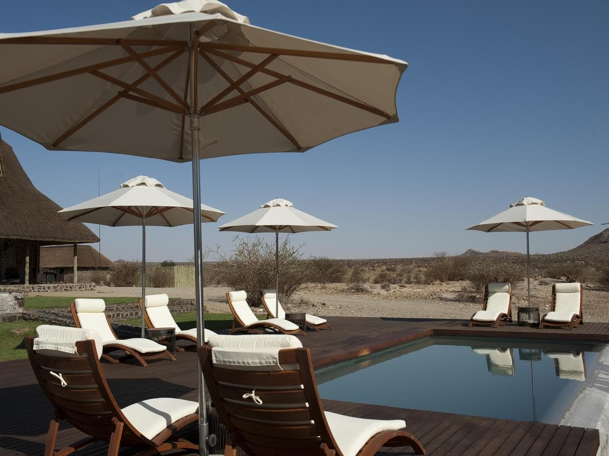 Game Reserve in Northern Cape