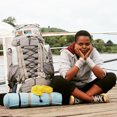 African Travel Bloggers - Katchie Nzama