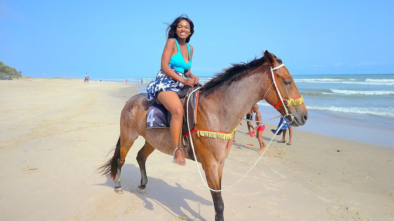African Travel Bloggers - April Nego