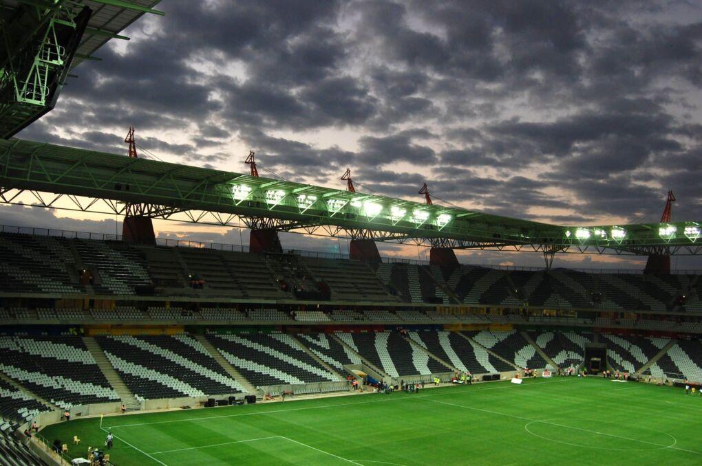 Mbombela Stadium Mpumalanga
