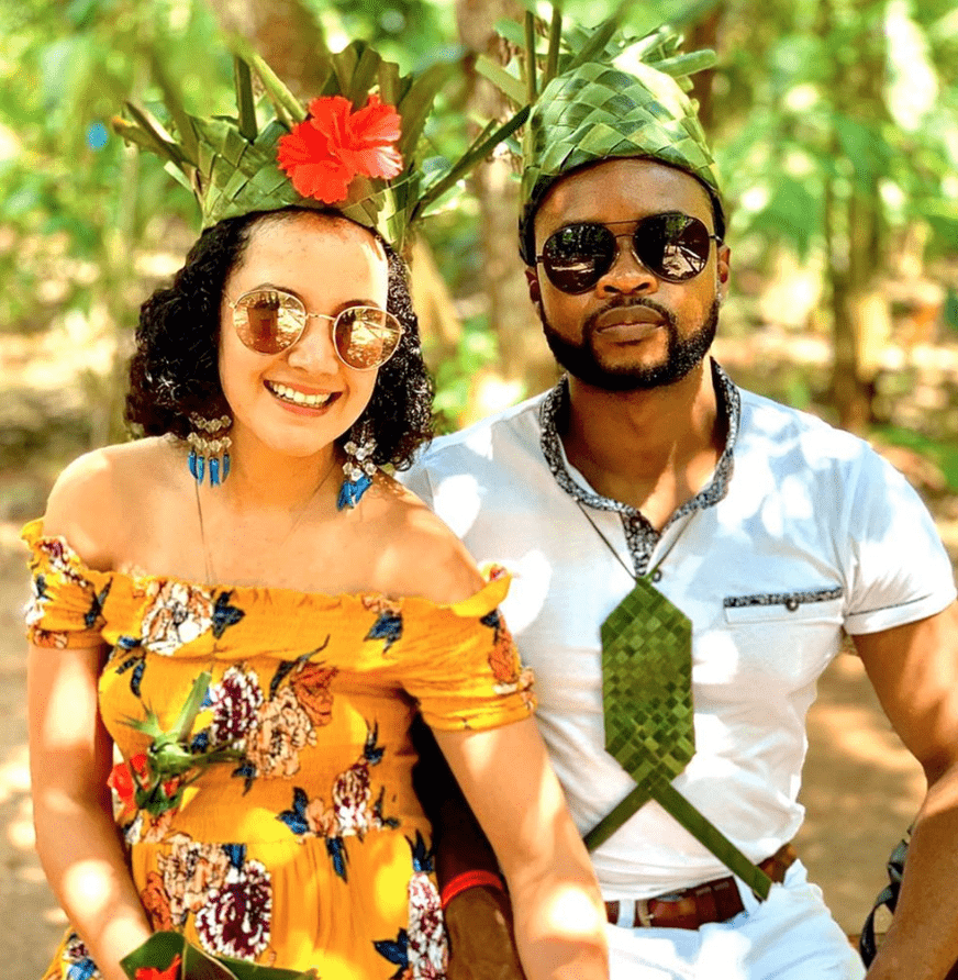 African Travel Bloggers - Nicole and TC
