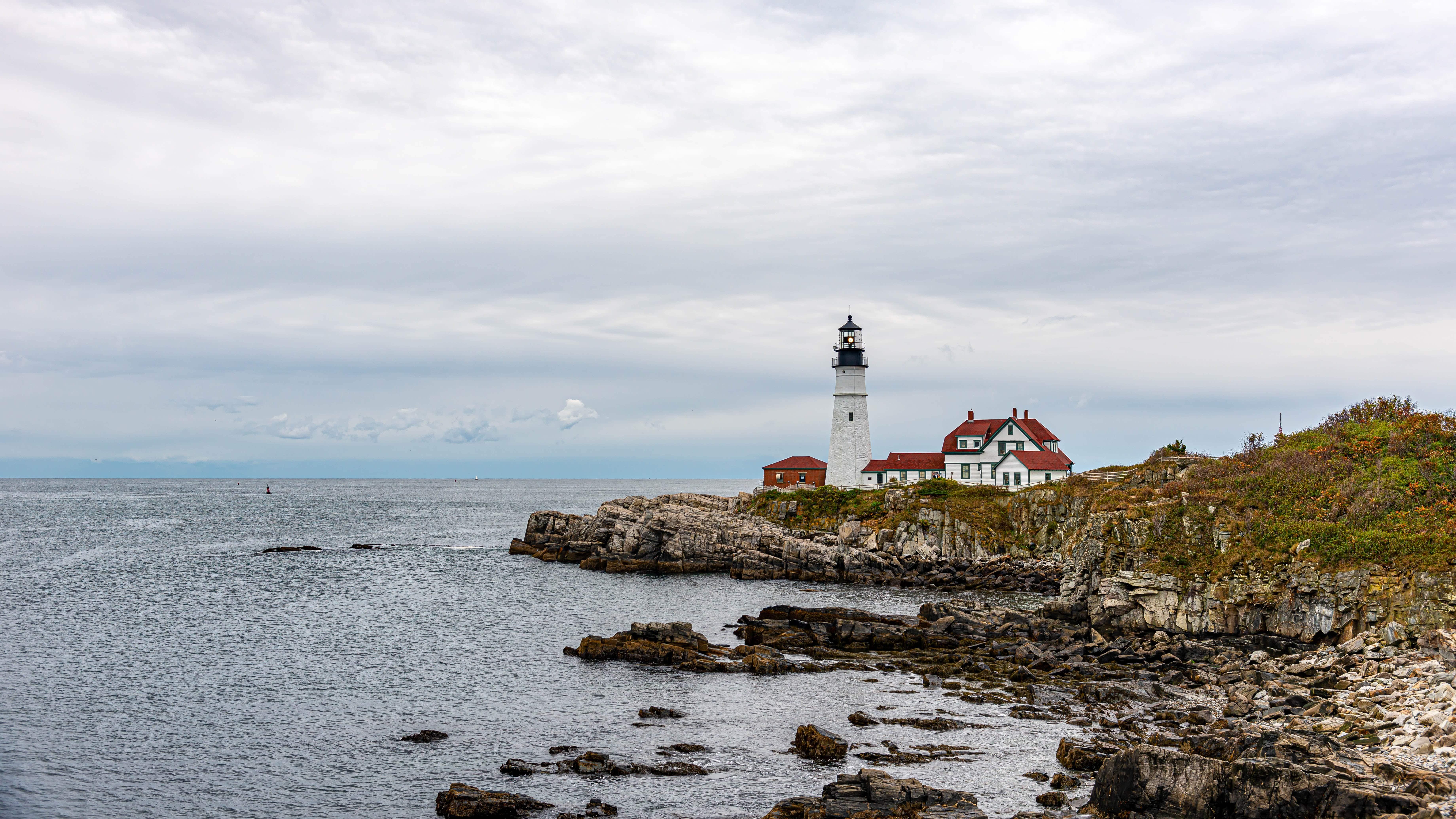 Portland Maine, Lighthouse