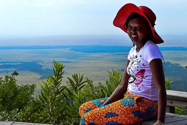 Wangechi Gitahi - African Travel Bloggers