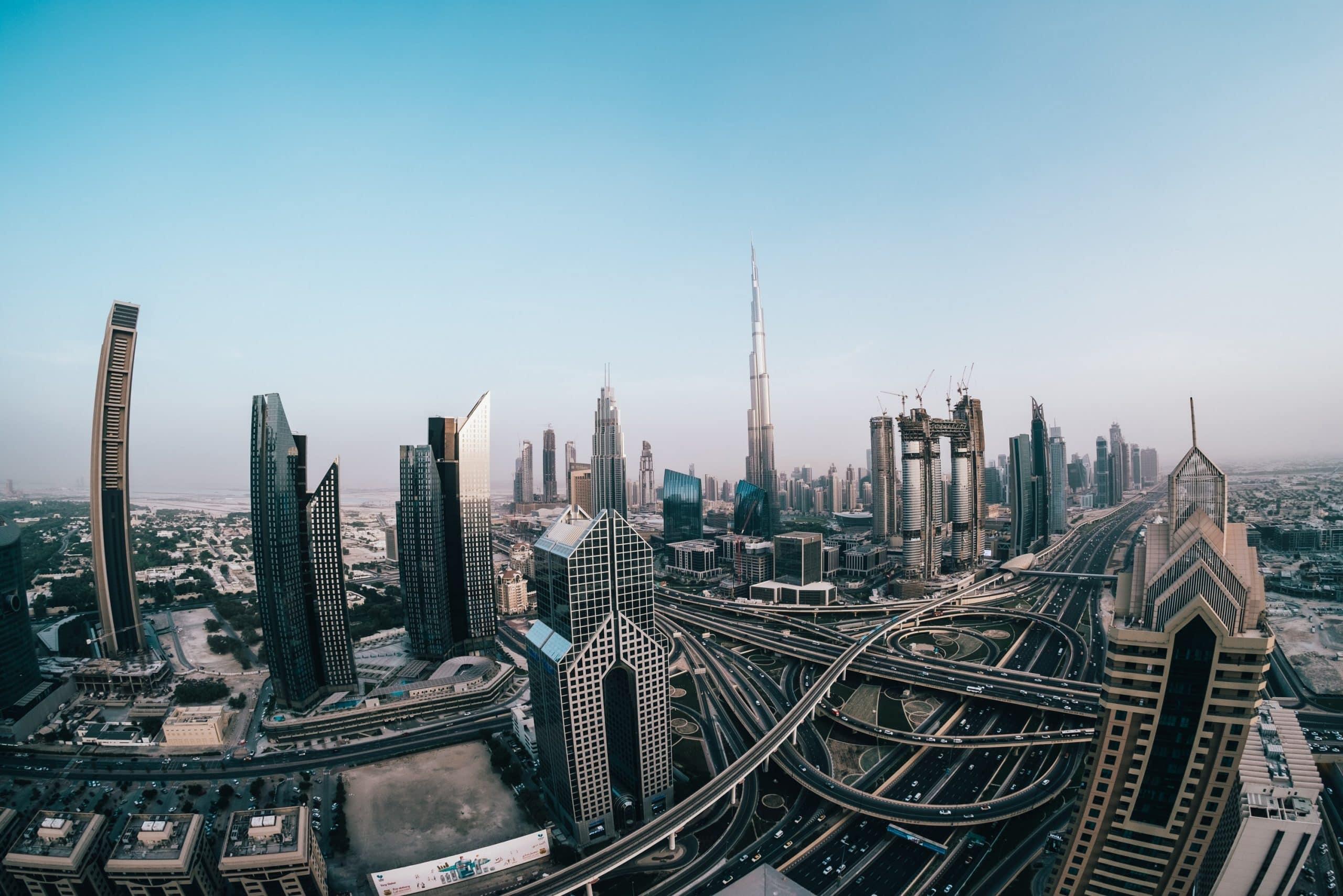 Moving to Dubai