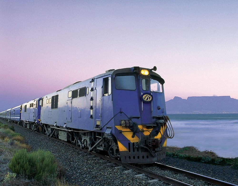 traveling from Johannesburg to Cape Town