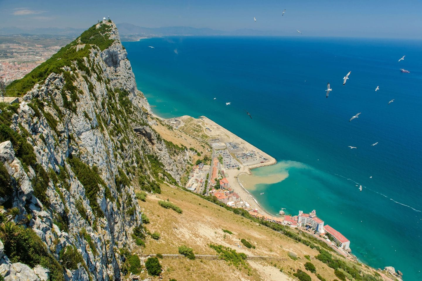Is Gibraltar a country