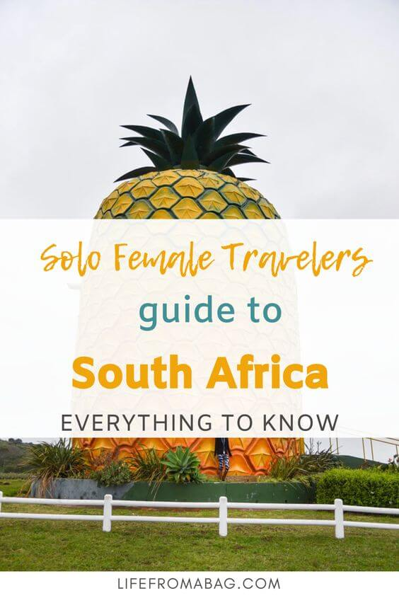 Is South Africa safe to visit right now