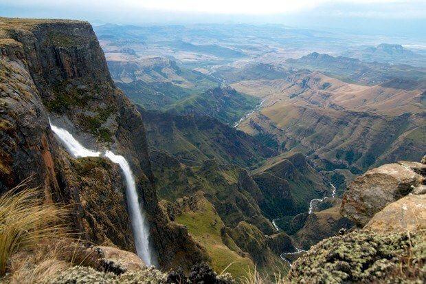 Tugella Falls