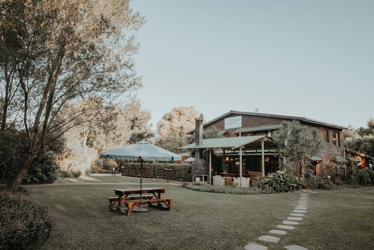 Places to Stay in Tsitsikamma