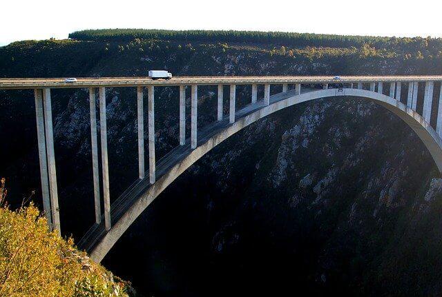 Bloukrans Bridge Bungy