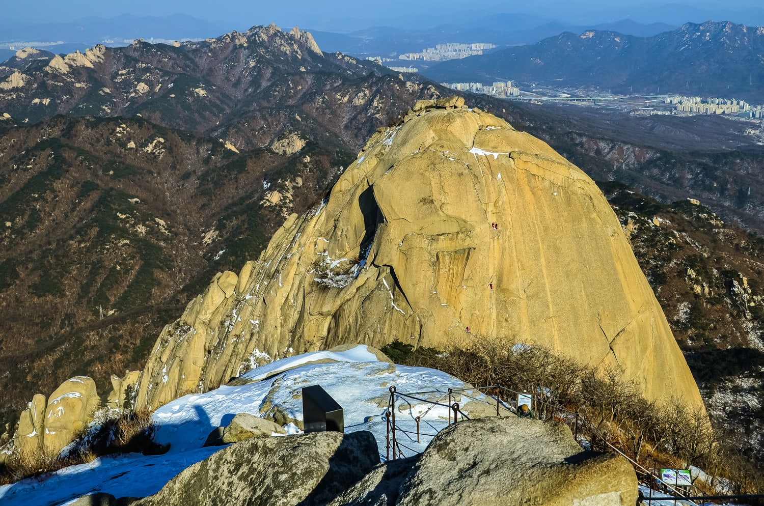 Places to visit in South Korea
