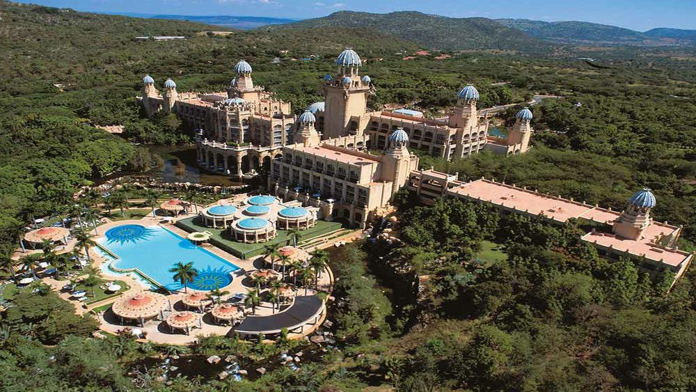 Day Trips from Johannesburg: Sun City