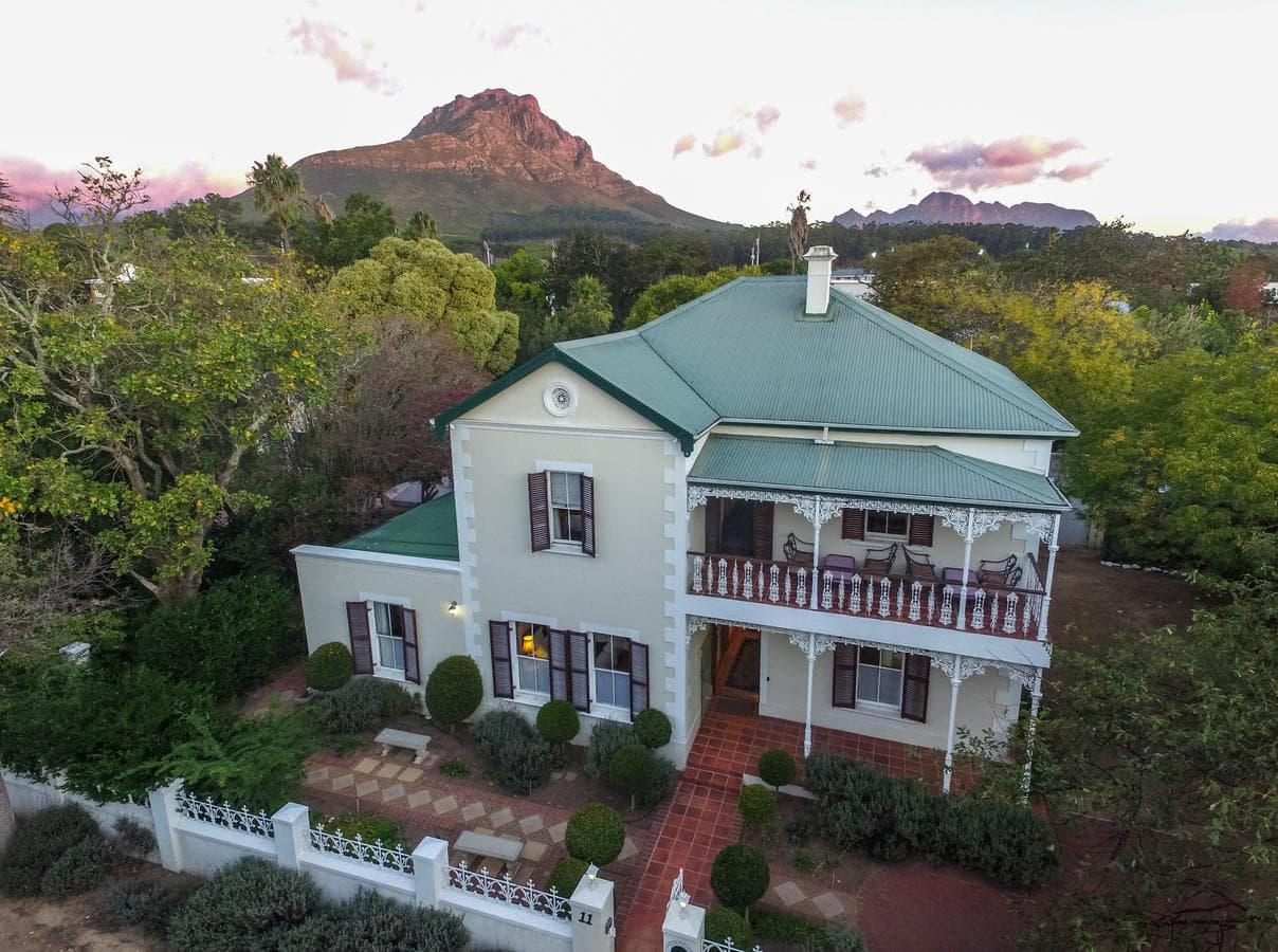 Cape Country Routes | Evergreen Manor and Spa