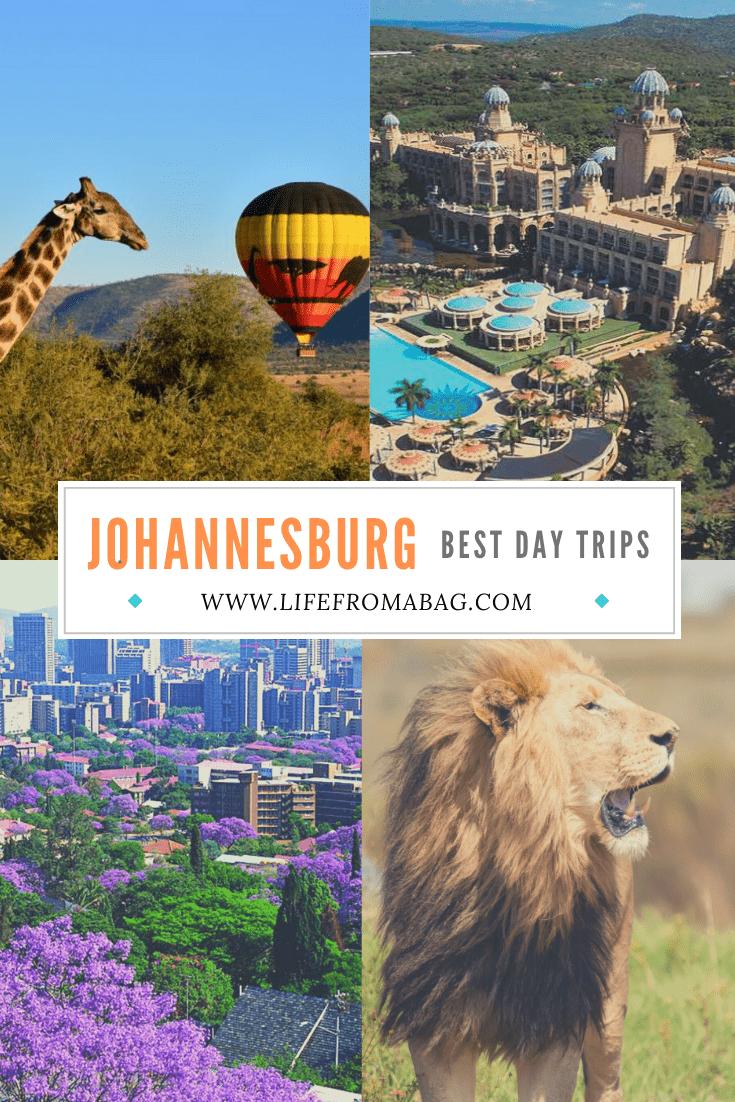 Johannesburg Day Trips