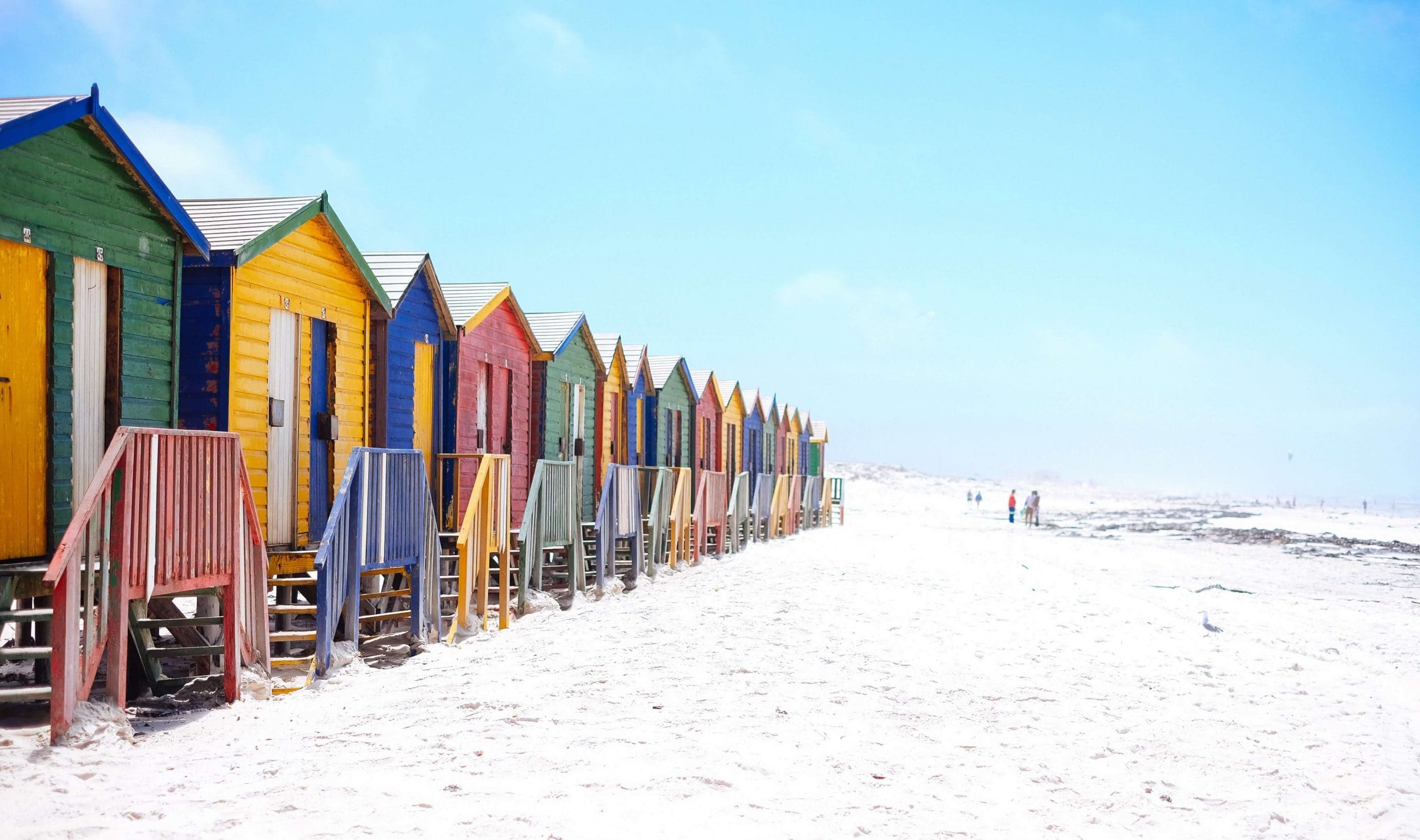 Cape Town in December