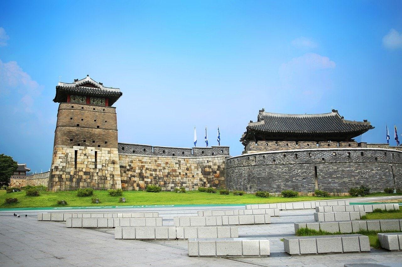 Places in South Korea: Suwon