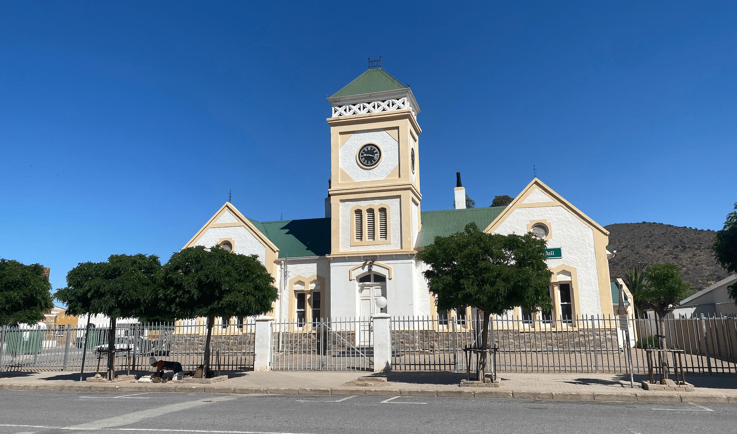 Port Elizabeth to Cape Town Drive