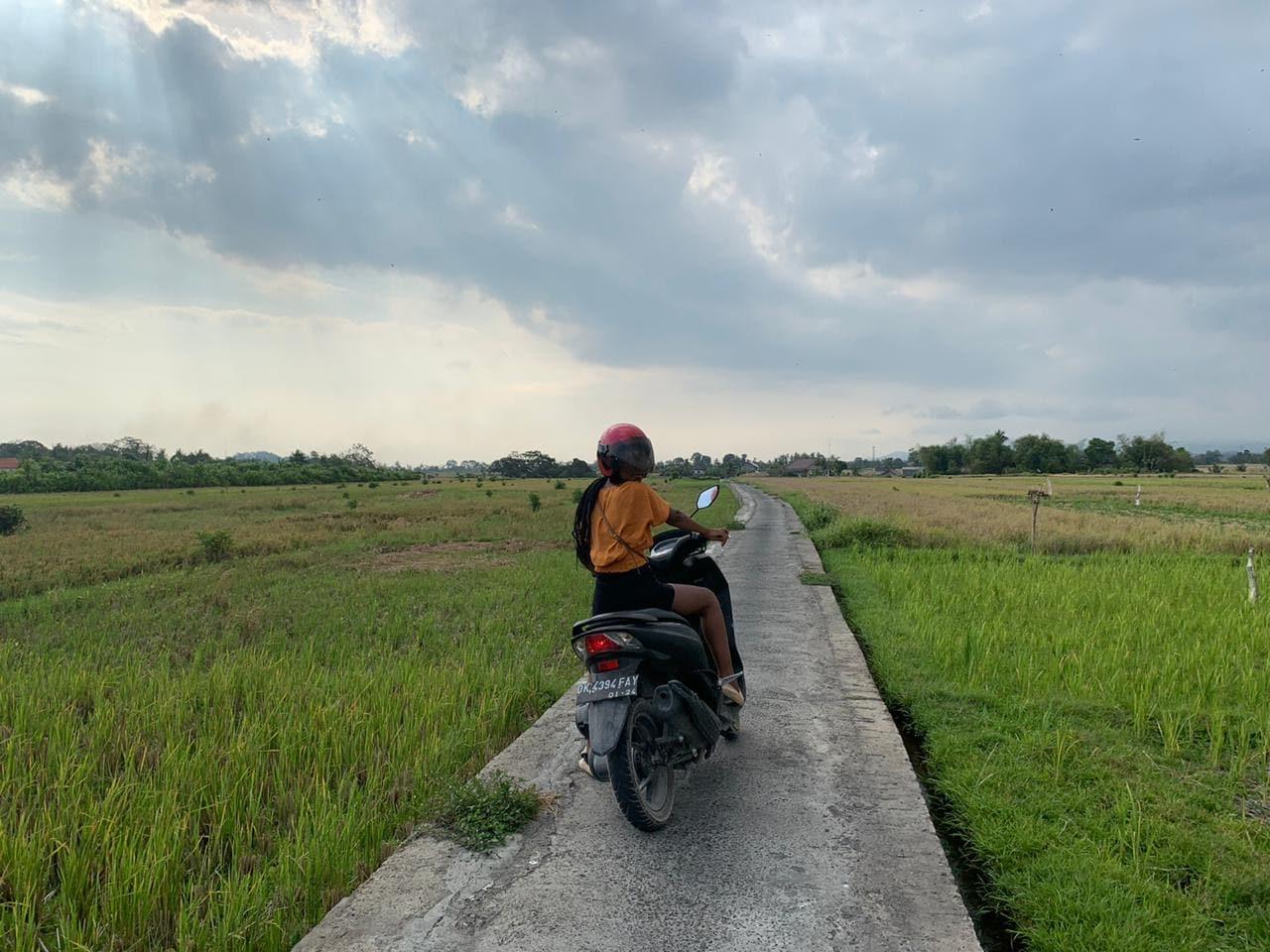 Move to Bali