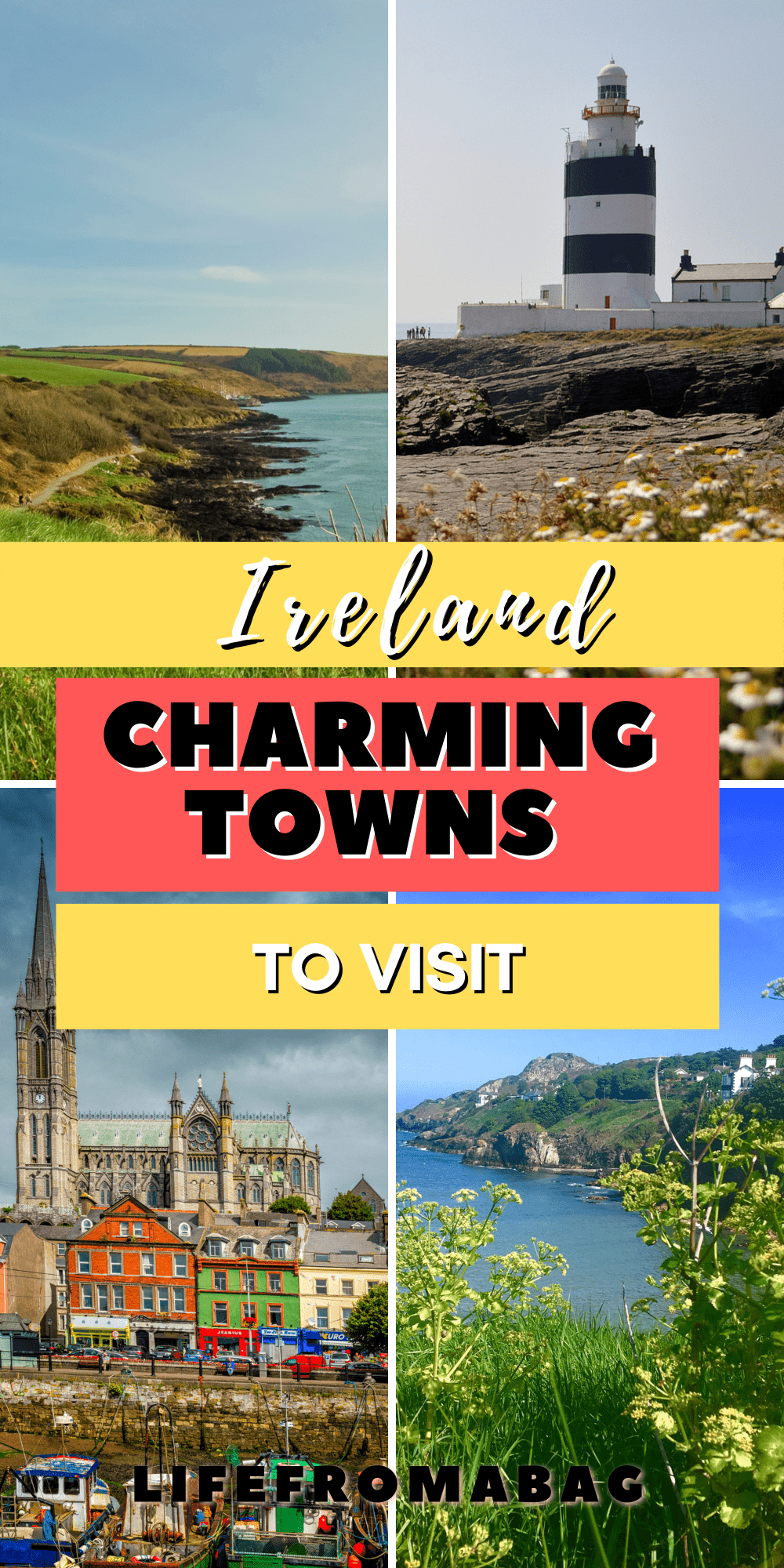 Charming Towns in Ireland