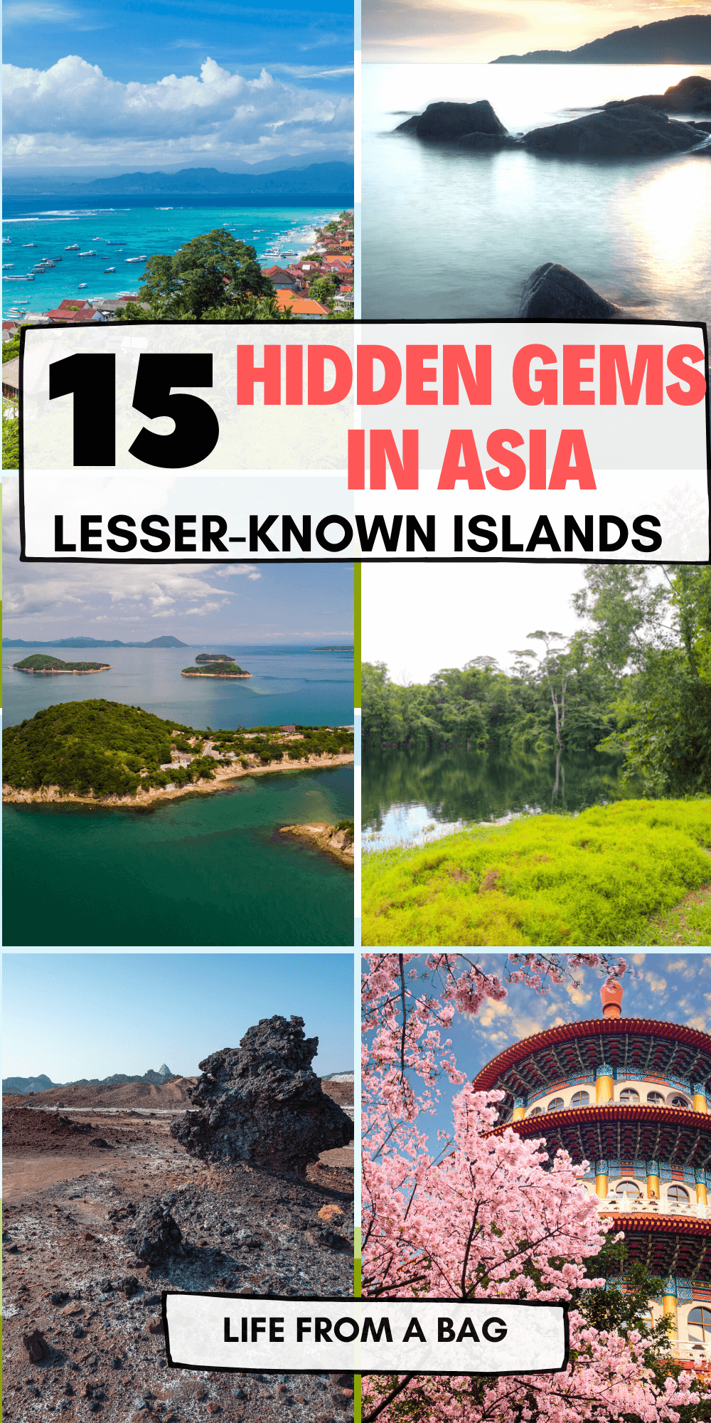 Hidden Gems in Asia